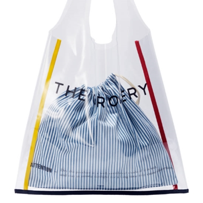 THE GROCERY SUMMER PVC BAG