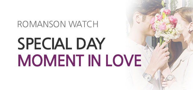 [ROMANSON] MOMENT IN LOVE