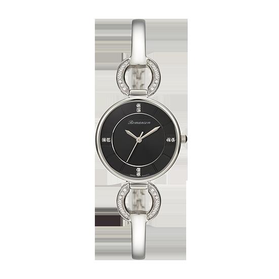 [대한시계] 로만손 여성 메탈 시계 (RWRMQL7A0400WHBK0)