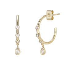 Basic Earring (14K)