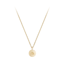 Basic Necklace(14K)