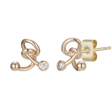 French Chic Earring (14K)