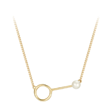 Miette Maquette Necklace (14K)