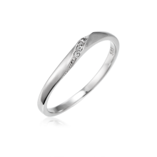 Couple Ring (W)(14K) 12호