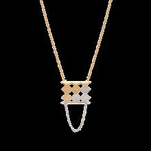 Sautoir Attelage Necklace