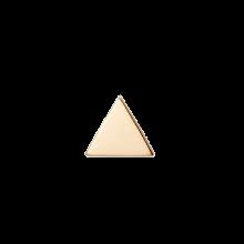 Mystere Deltoide Gold Earring(14K)