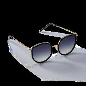 CLOUD_Gold/Black Sunglass