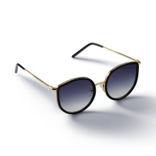 CLOUD_Gold/Black Sunglass
