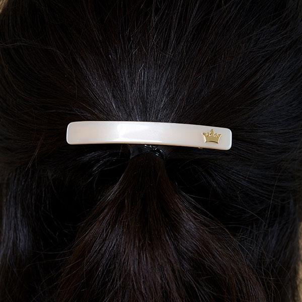 Trendy Ivory Hair Pin
