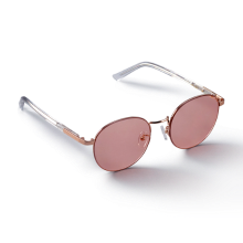 MIST_Rosegold/Brown Sunglass