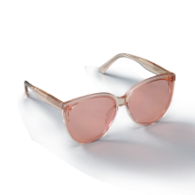 SHADOW 2_Pink Beige Sunglass