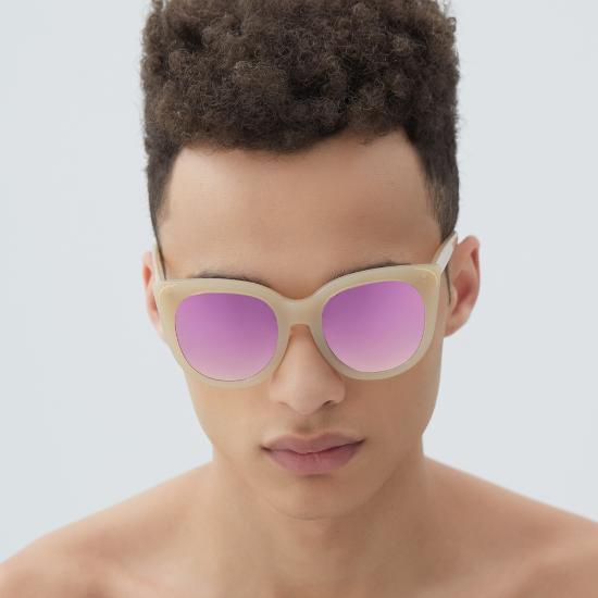 ★LAST CHANCE★MARS Ivory Sunglass