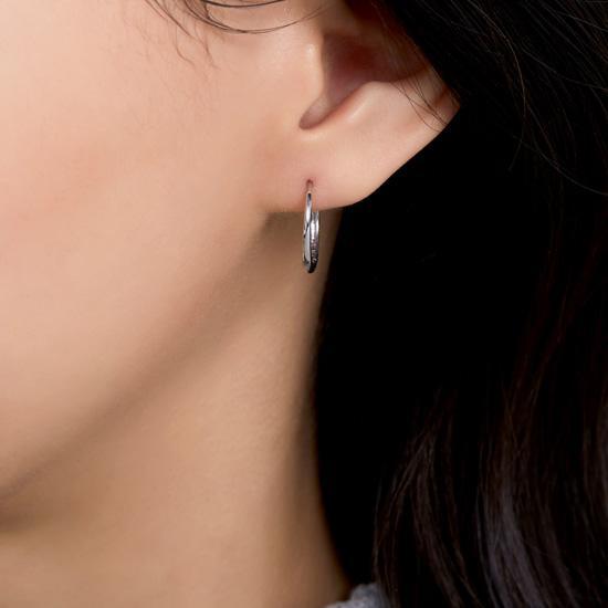J Basic 귀걸이 (JJJBE09AS556SW000)