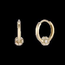 J Basic Earring(14K)