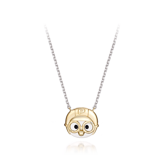 ★LAST CHANCE★ Amico Pororo Necklace (각인 불가)