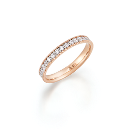 Infinita Couple Ring (W)