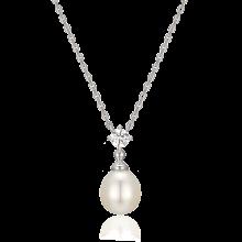 Basic Perlina Necklace(14K)