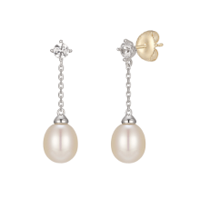 Basic Perlina Earring(14K)