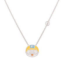 Crayon Pororo Necklace