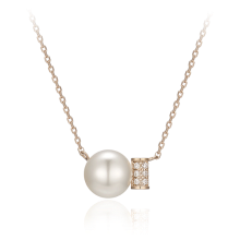 [Online Limited]Basic Perlina Necklace