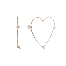 [TV속 이 상품]La Fila Earring(14K)