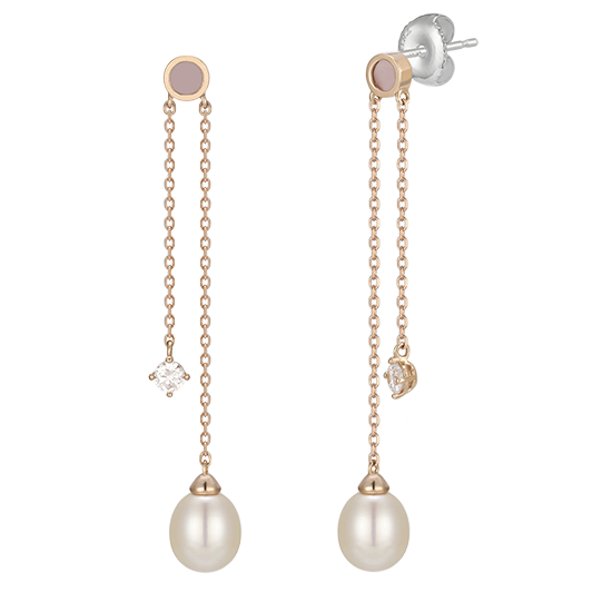 Basic Perlina Earring