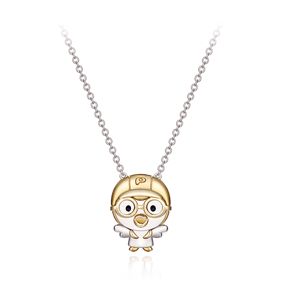 ★LAST CHANCE★ Angelo Natale Pororo Necklace (각인 불가)