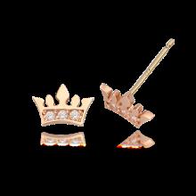 Minimal Tiara Earring
