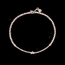 Basic Tiara Ankle Bracelet(14K)