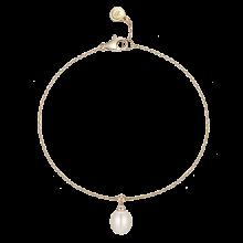 Basic Perlina Bracelet(14K)