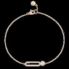 [Online Limited]Basic Perlina Bracelet(14K)