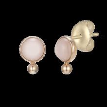 [시즌오프] Basic Perlina Earring(14K)
