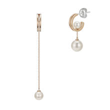 [Online Limited]Basic Perlina Earring