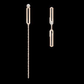 Basic Perlina 귀걸이 (JJP1EI8AF177SR000)