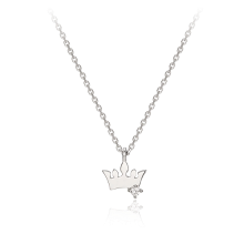 Basic Tiara Necklace(14K)