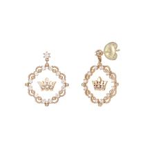 Roce Tiara Earring(14K)