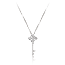 Prima Tiara Necklace(14k)
