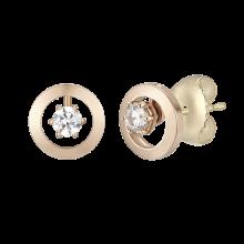 Due Tiara Earring(14K)
