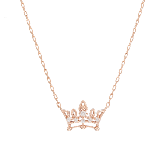 Dew Linea Tiara Necklace