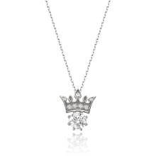 Meteor Tiara Necklace