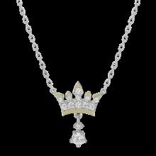 Nobility Tiara Necklace
