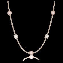 [시즌오프] Basic Perlina Necklace(14K)