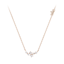 Petit Stelleta Tiara Necklace