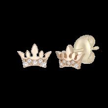 [시즌오프] Basic Tiara Earring(14K)
