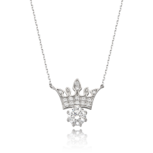 Tiara Brillaute Necklace