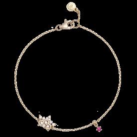 Fopre Tiara Bracelet(14K)