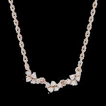 Femina Tiara Necklace