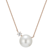 [Online Limited]Petit Pearl Necklace
