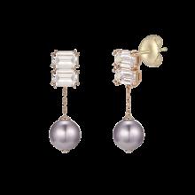 [시즌오프] Violatte Earring(14K)