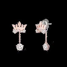 [시즌오프] Basic Tiara Earring
